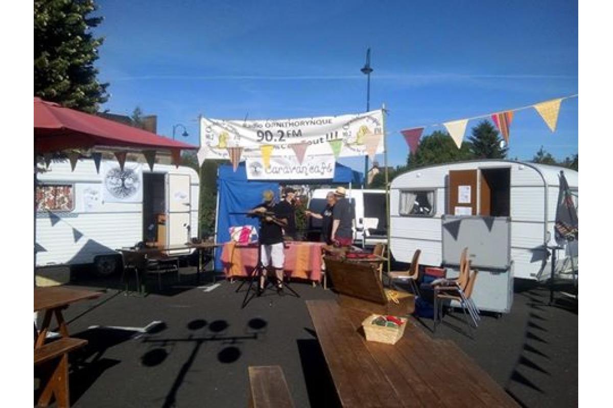 Folie Folie au Caravan'Café 16 juin 2017