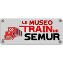 Le Petit train de Semur en Vallon