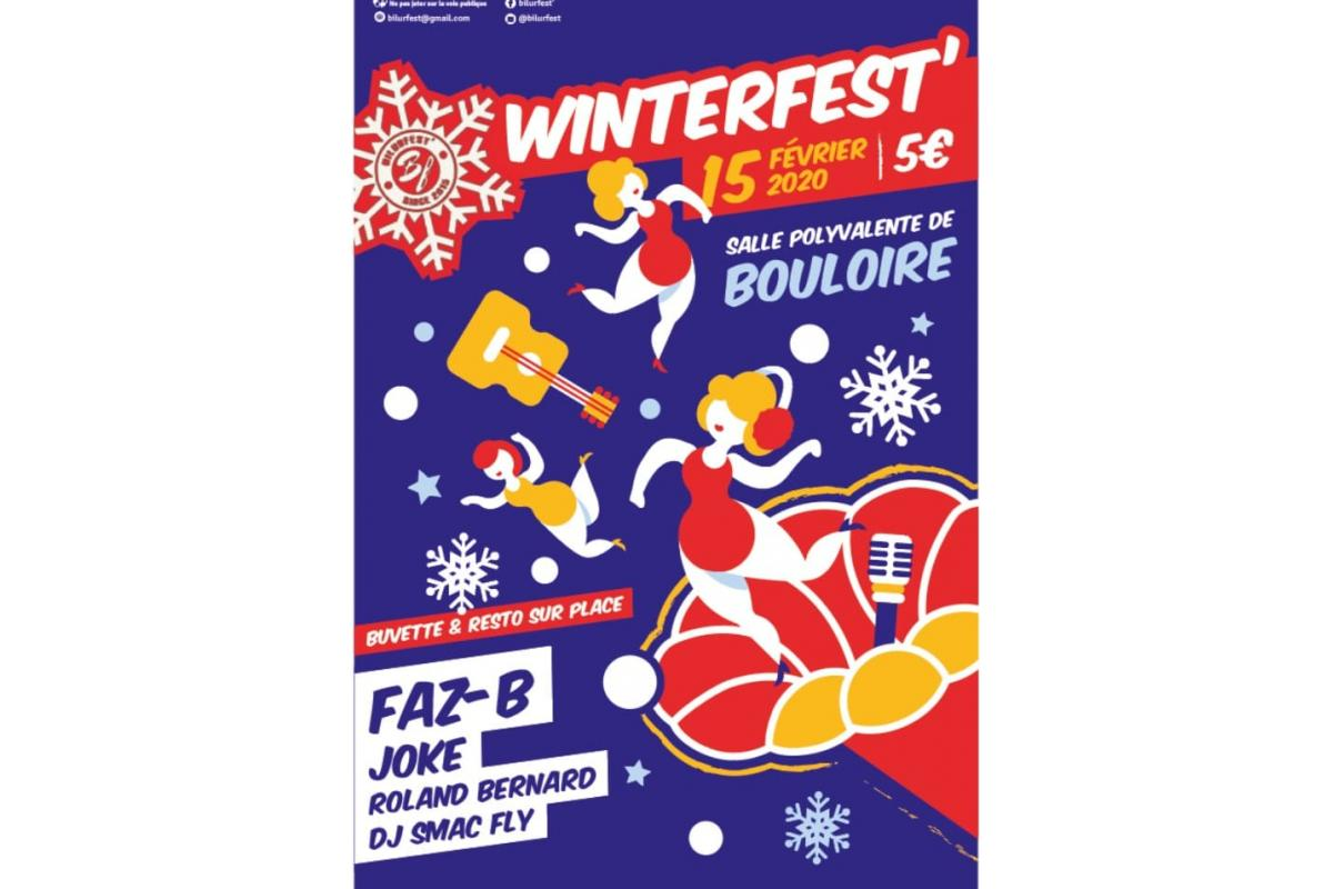 Affiche Winterfest' 2020