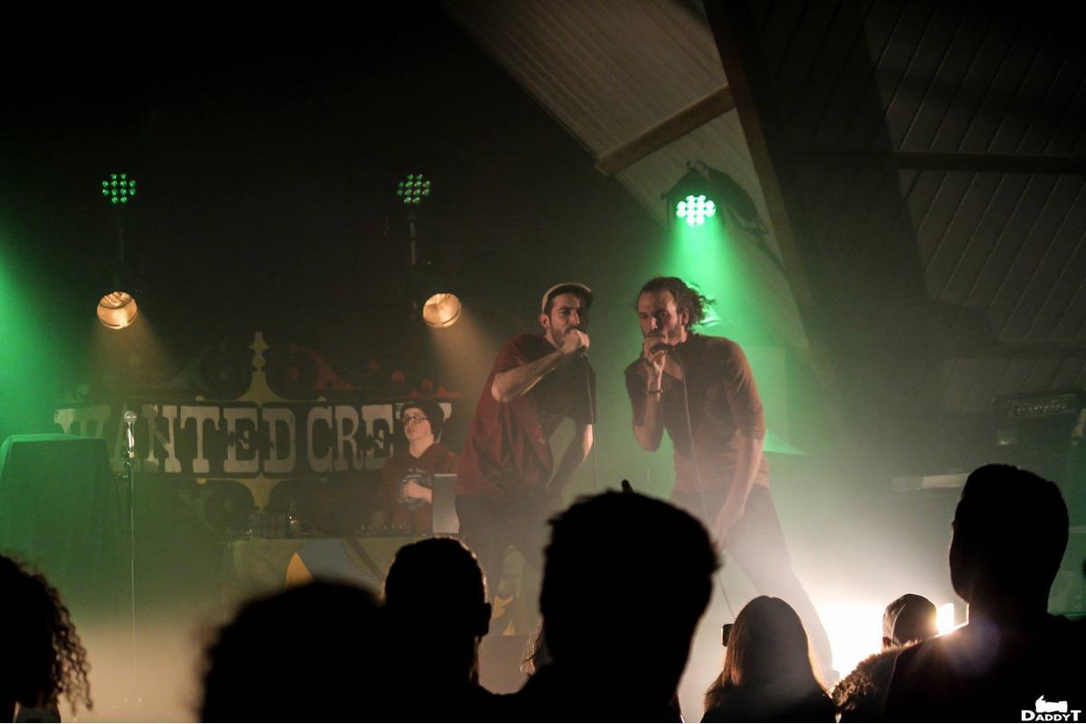 Wanted Crew au Winterfest #1