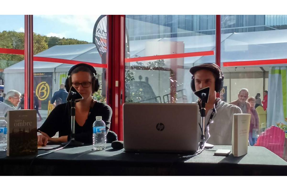 Delphine et Damien (Radio Alpa)