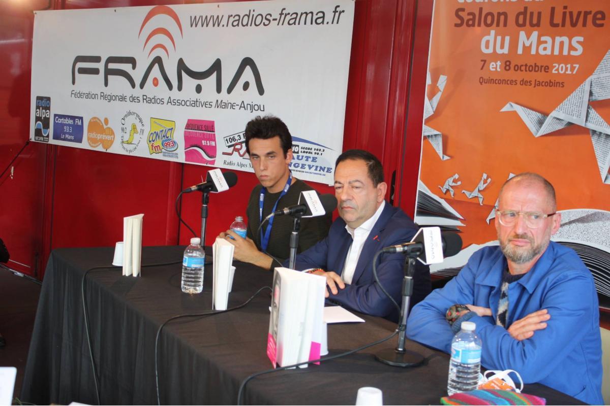 Camille Genton, Jean-Luc Romero, Didier Lestrades