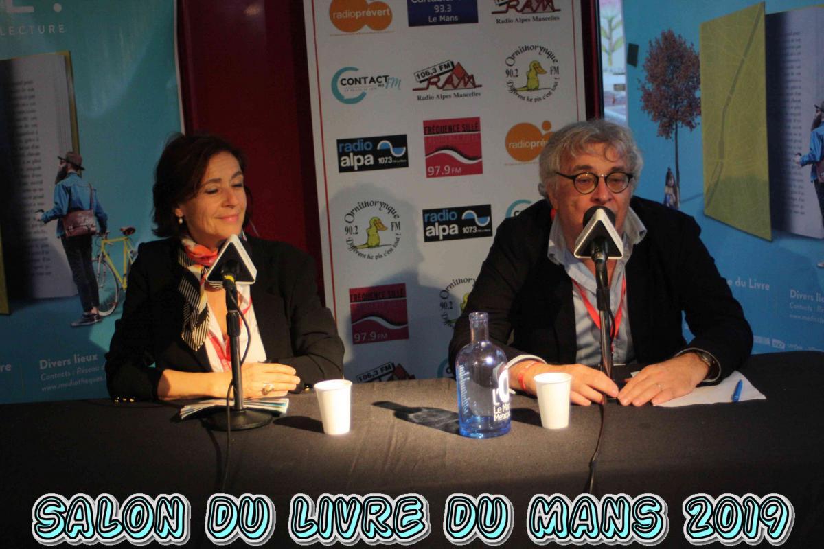 25ÈME HEURE DU LIVRE 2019, avec LA FRAMA