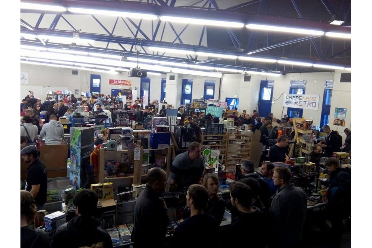 3ème Salon du jouet vintage et rétro gaming