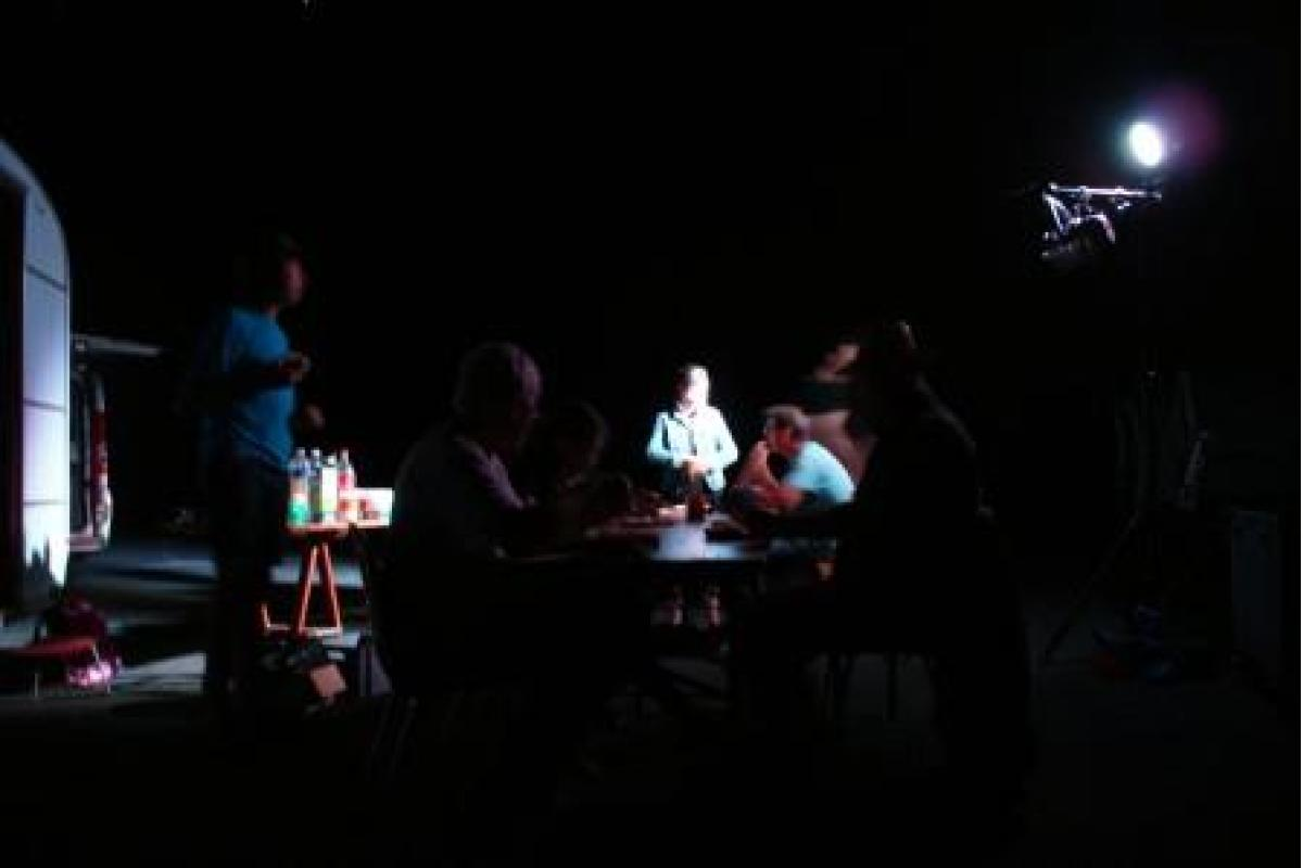49 - Photo Coudreliens : repas de fin à 2h00 du mat